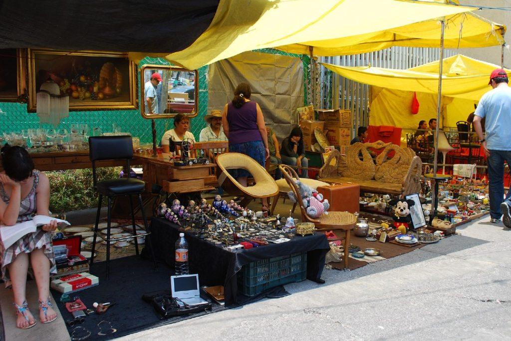 Guía para visitar el mercado de La Lagunilla como un pro