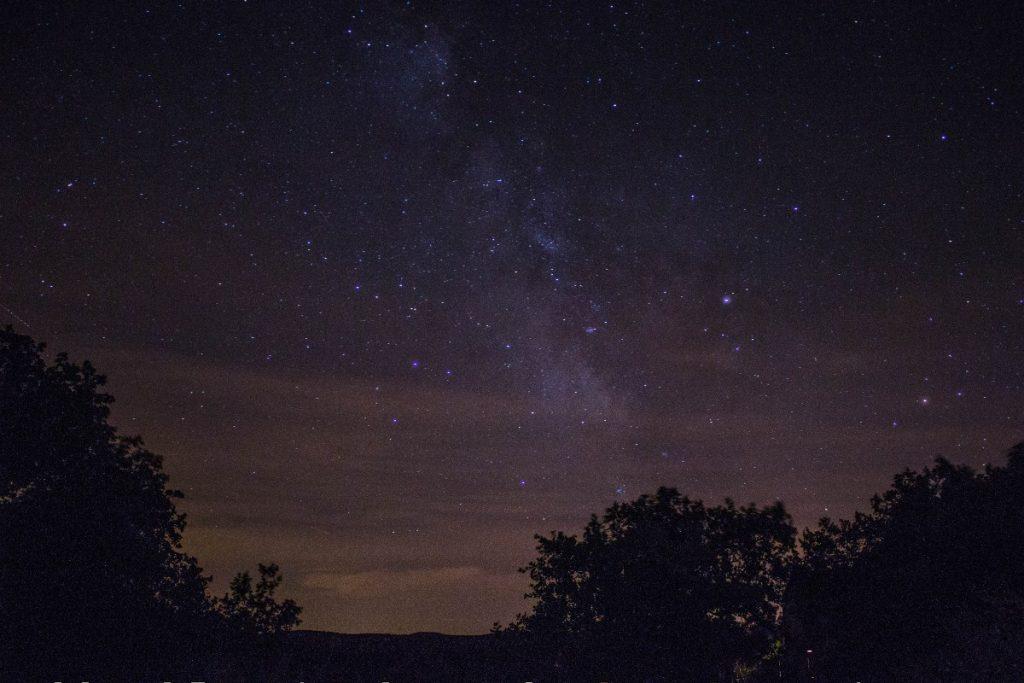 Seis lugares cerca de la CDMX para ver las estrellas