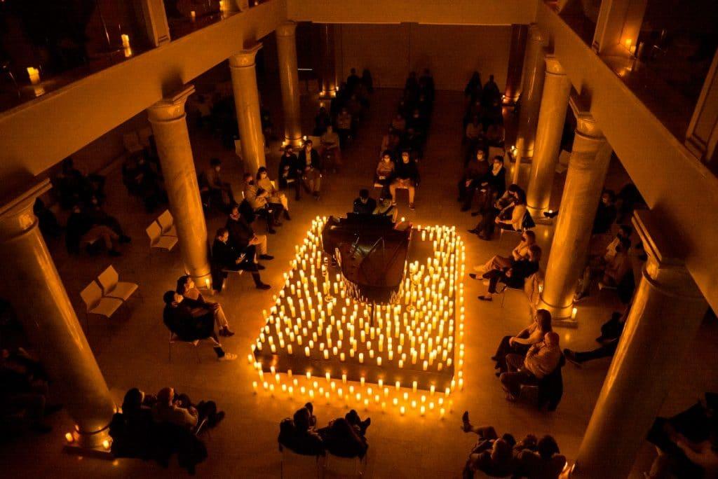 Candlelight nos sorprende con una nueva sede para sus conciertos