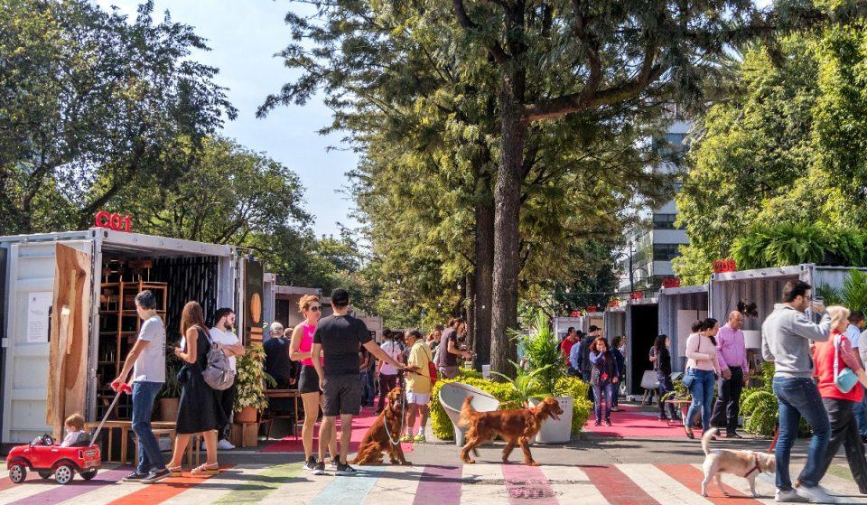 Todo listo para Design Week México 2021