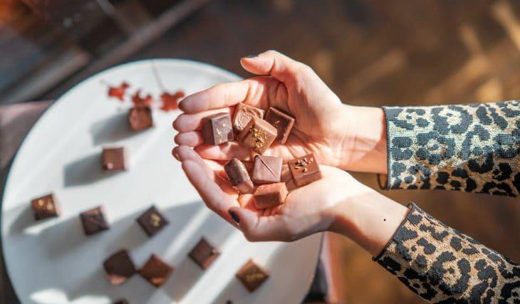 Cinco lugares para comprar los mejores chocolates de la ciudad