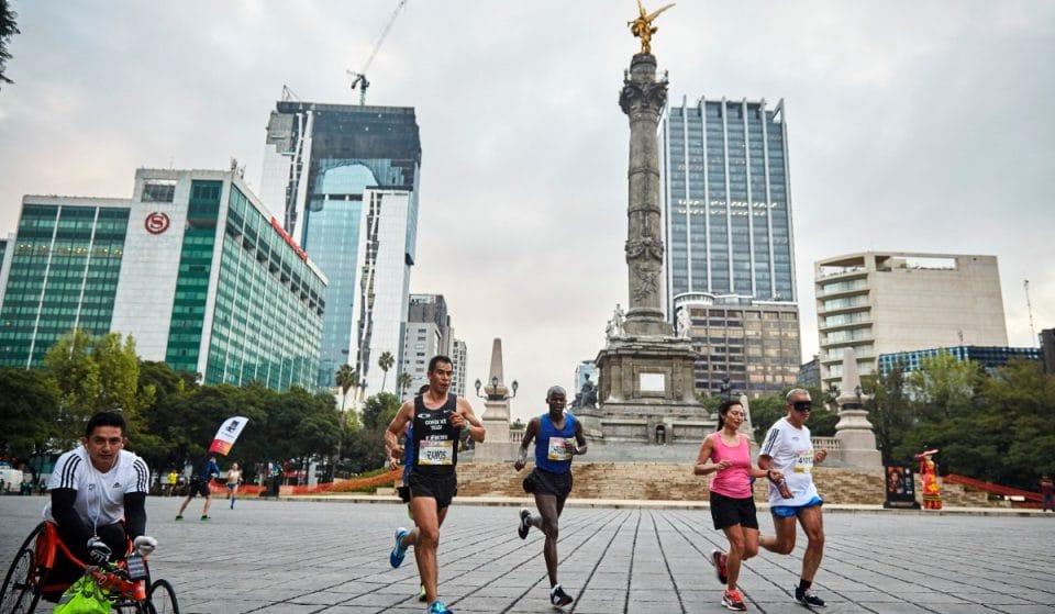 Te contamos todos los detalles sobre el Maratón CDMX 2021