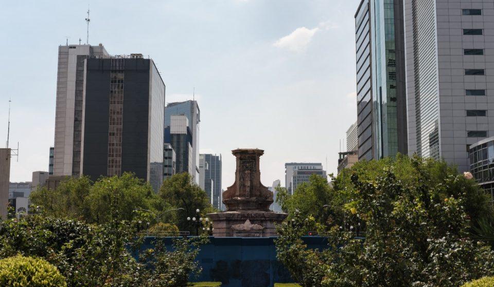 """La escultura de """"Tlali"""" podría no ir en Reforma"""