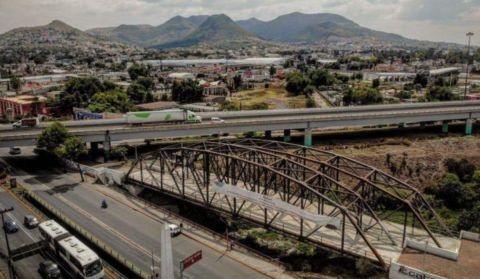 La historia del Puente de Hierro de Ecatepec que supuestamente construyó Eiffel