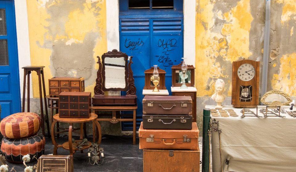 Tianguis de antigüedades: 5 de la CDMX que debes conocer