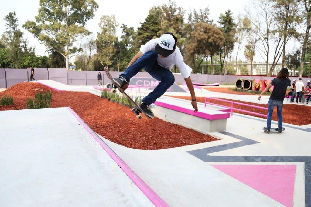 Los mejores lugares para practicar skate en la CDMX