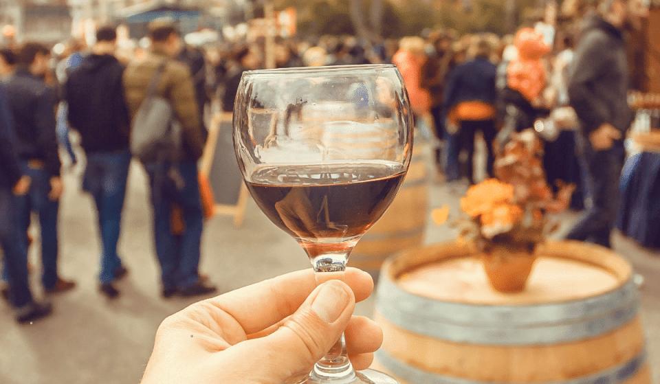 Primera Vendimia Chilanga: ¡festival de vinos, música y más sorpresas!