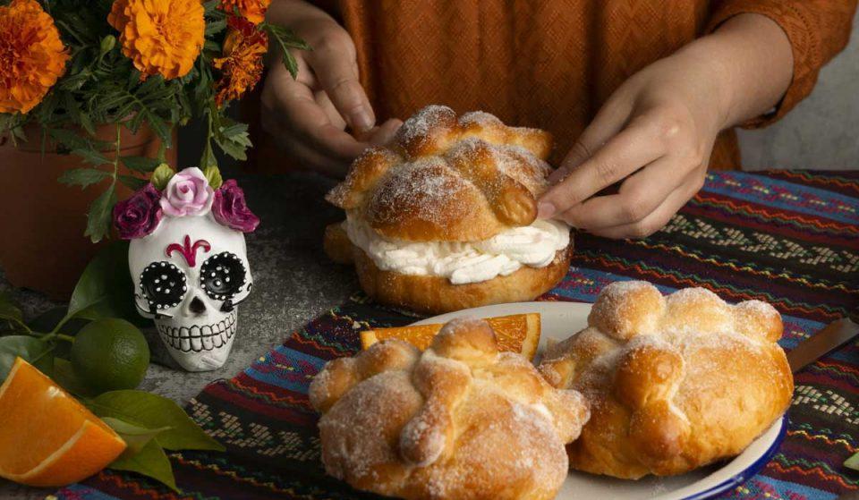¿Festival del Pan de Muerto y Chocolate en CDMX? ¡Sí, leíste bien!