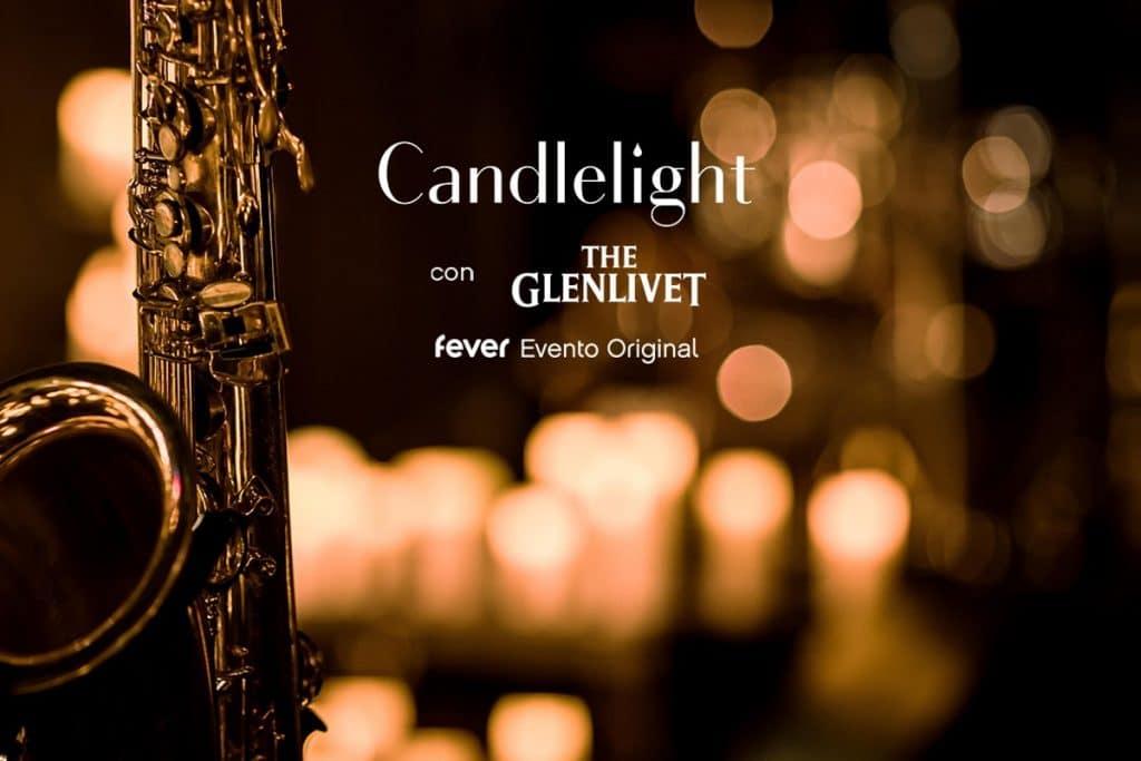 Candlelight by The Glenlivet: conciertos a la luz de las velas con whisky