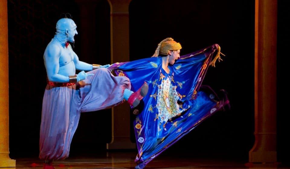 El musical Aladdín de Broadway llegará a la CDMX