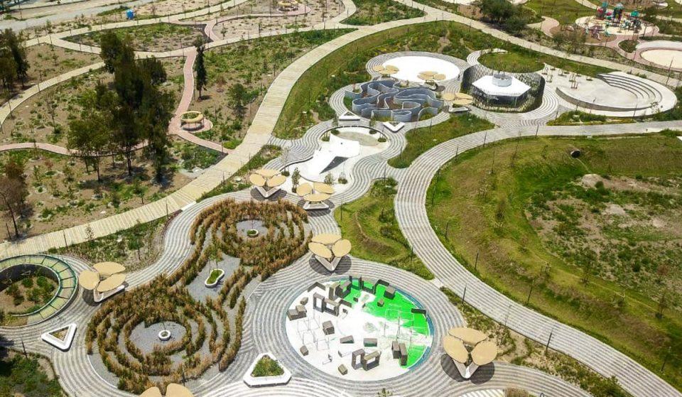 Cinco parques que inauguraron o rehabilitaron este año