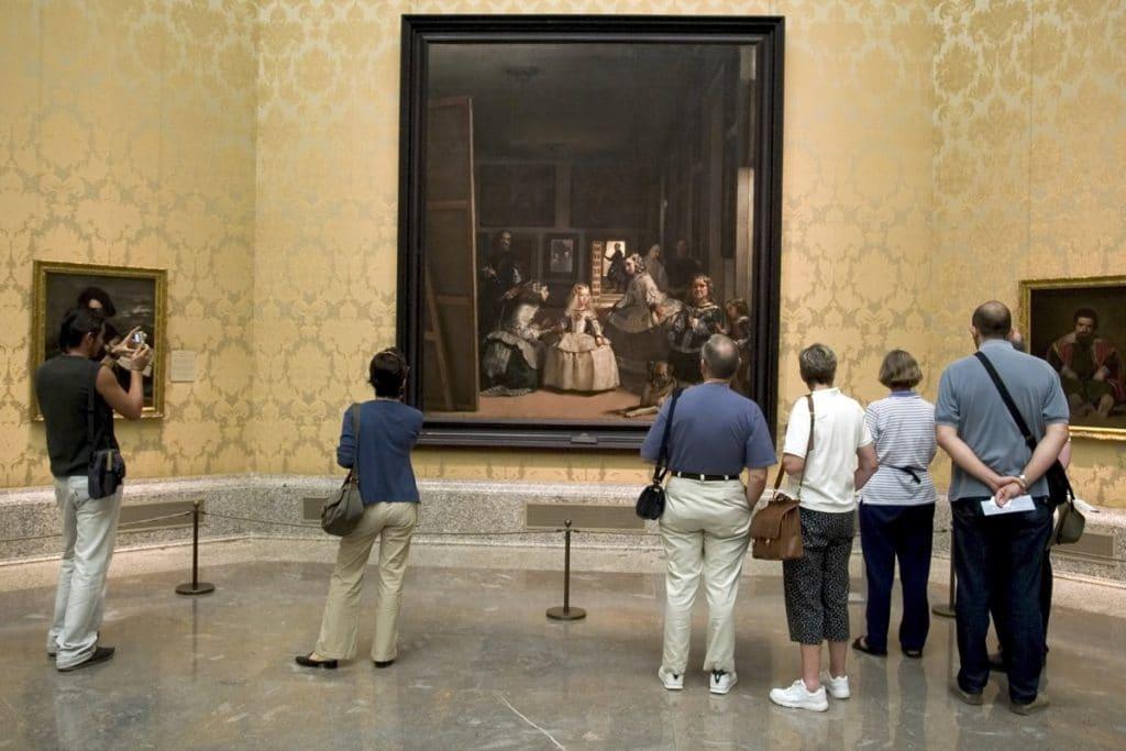 Lo mejor del Museo del Prado se mostrará en las rejas Chapultepec