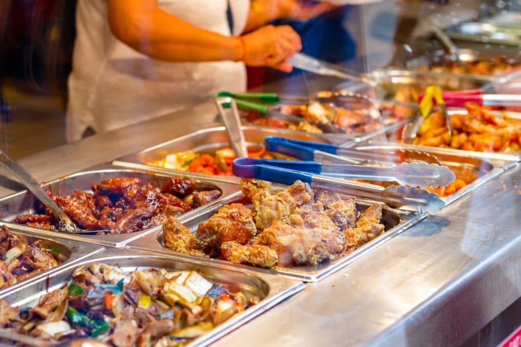 Los mejores buffets chinos de la CDMX
