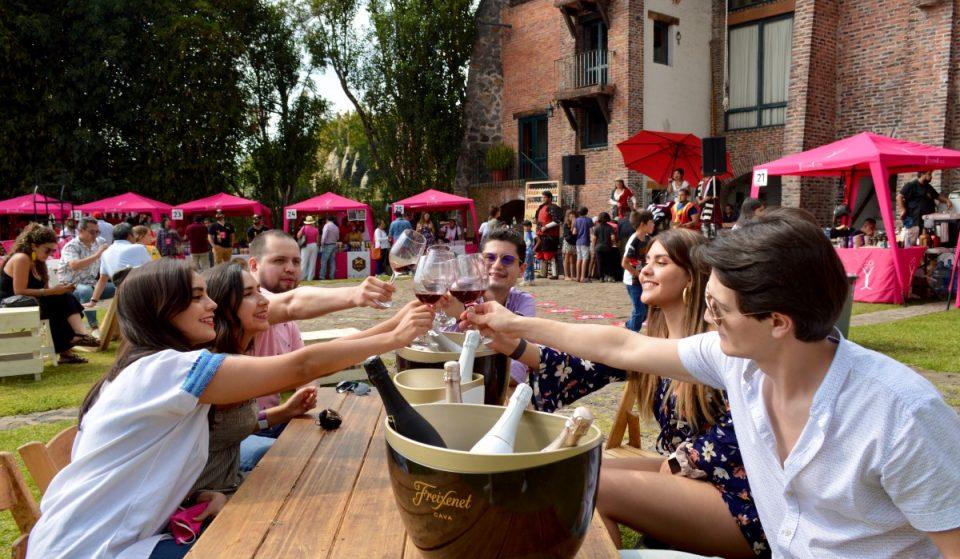 Intervinos: no te pierdas este festival con catas, talleres y más