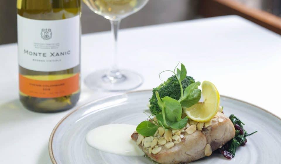 Imperdible: una cena maridaje con vinos franceses en el restaurante Mercaderes