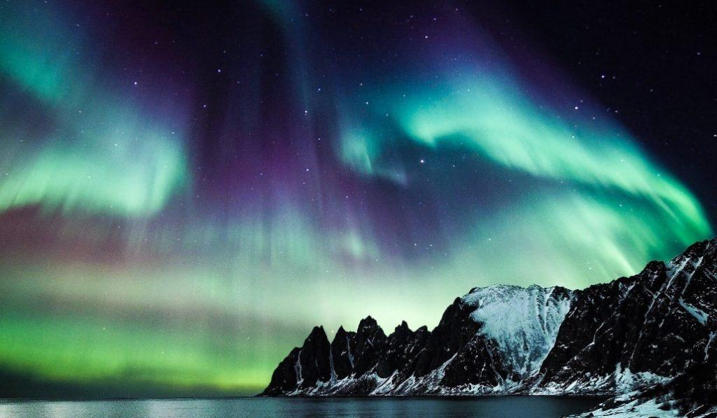 Insolite : regardez les aurores boréales depuis chez vous chaque jour !