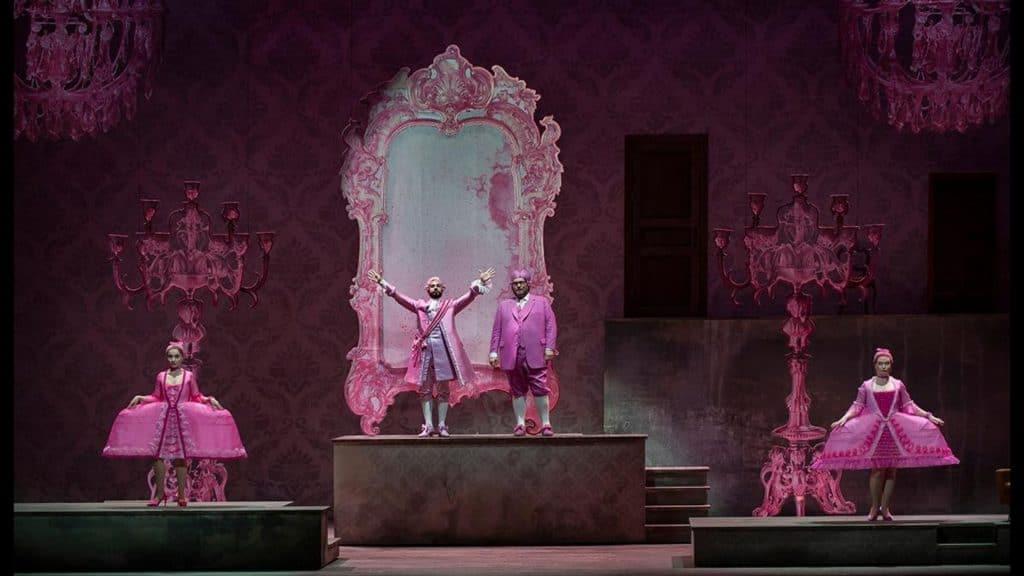 Culture : Des billets gratuits pour la générale de l'opéra «La Cenerentola» à Genève !