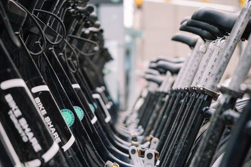 Genève : Des vélos en libre-service enfin disponibles dans la ville !