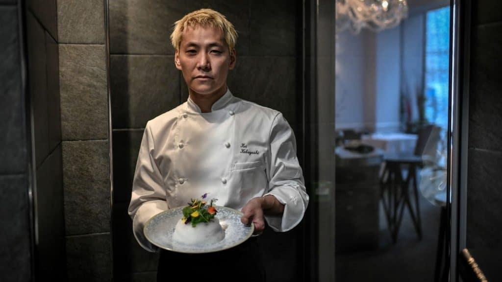 key kobayashi chef genève mandarion oriental