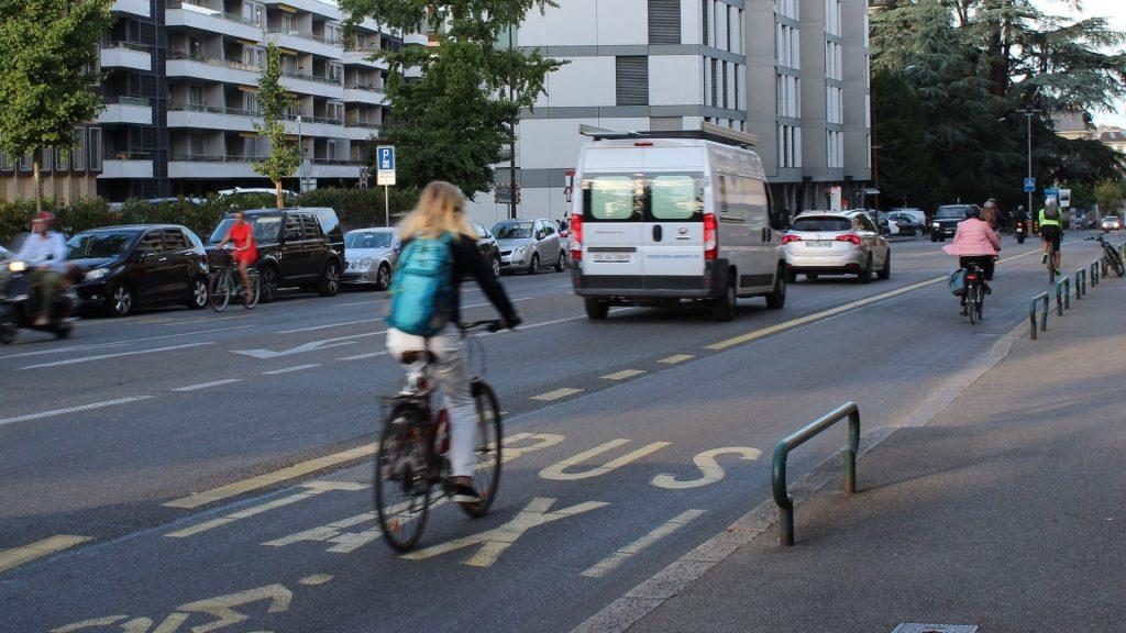 L'utilisation du vélo a augmenté de 22% à Genève depuis le COVID-19 !