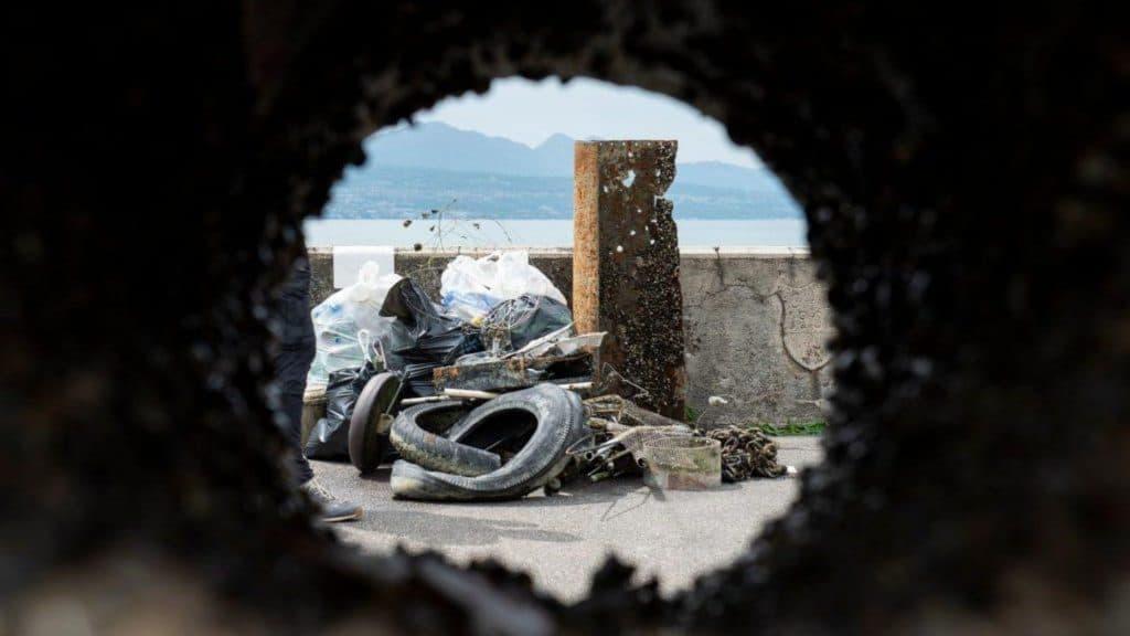 Le nettoyage de printemps du Lac de Léman reporté en octobre !
