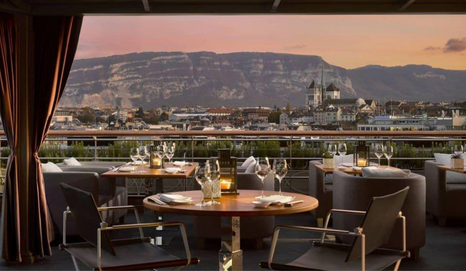 Genève prolonge l'extension des terrasses dans l'espace public !