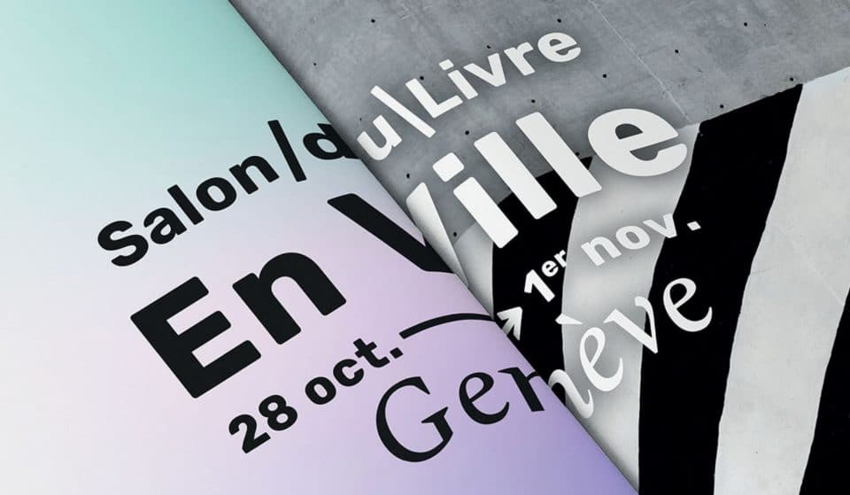 Le Salon du Livre fait son retour à Genève !