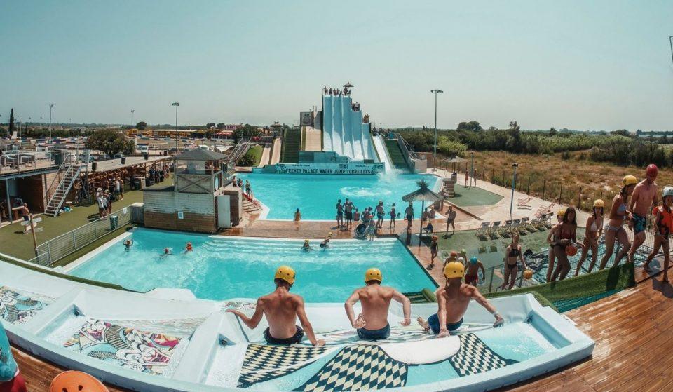 Un des plus grands water jump d'Europe va voir le jour au pied de la Salève !
