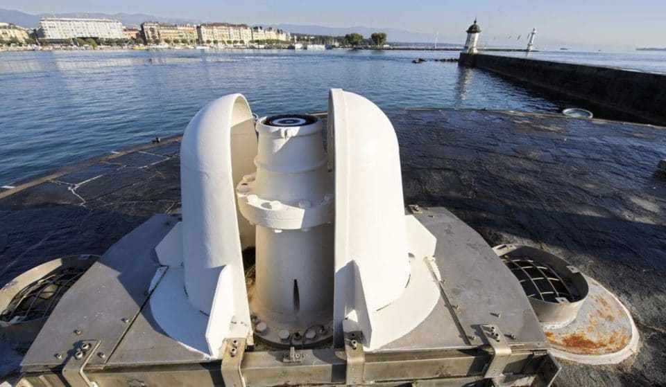 Coronavirus : Le Jet d'Eau à nouveau interrompu jusqu'à amélioration de la situation sanitaire à Genève !