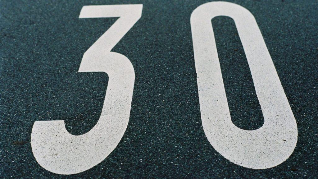 genève limite 30 km/h