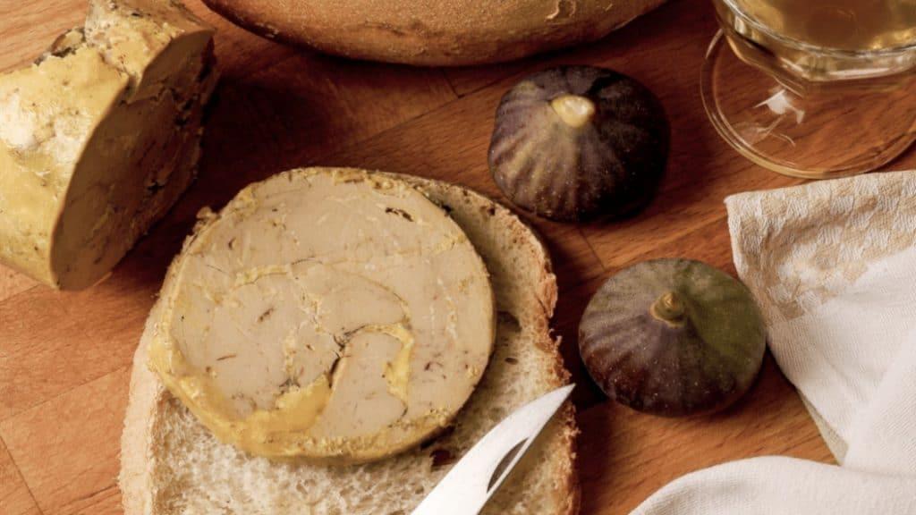 recette foie gras vegan faux gras noel chef alexis gauthier