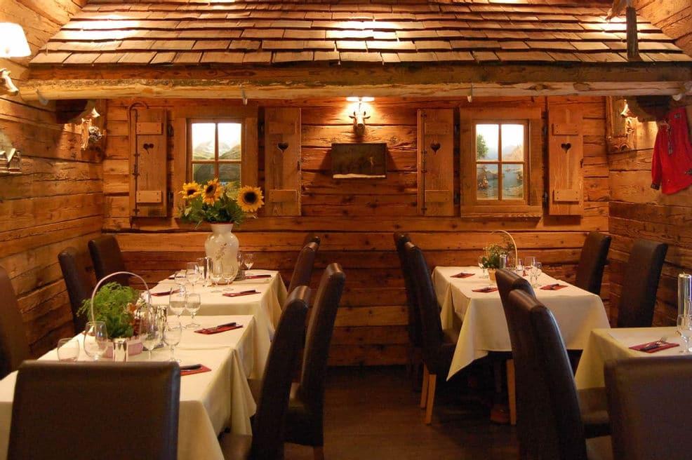 au petit chalet restaurant montagne hiver genève fondu