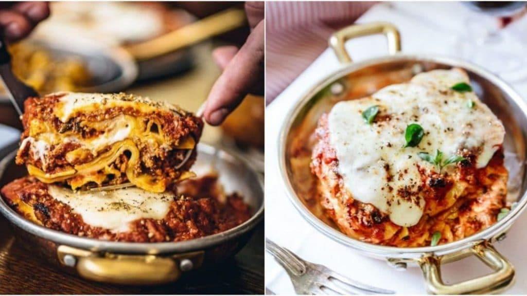 lasagne big mamma recette plat hiver chaud réconfortant
