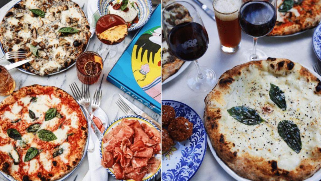 recette pâte à pizza big mamma suisse journée internationale de la cuisine italienne gastronomie
