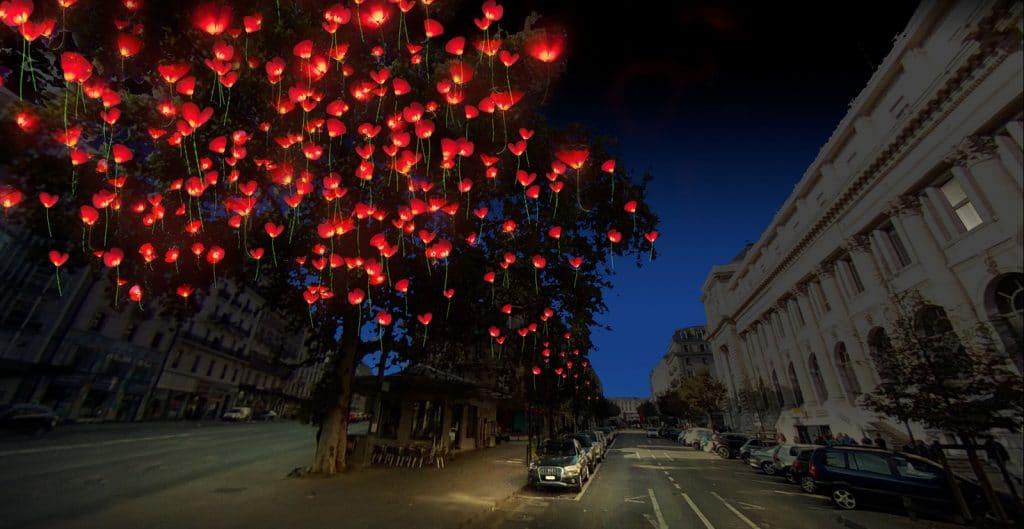 Geneva Lux : Découvrez les lumières de la nuit Genevoise !