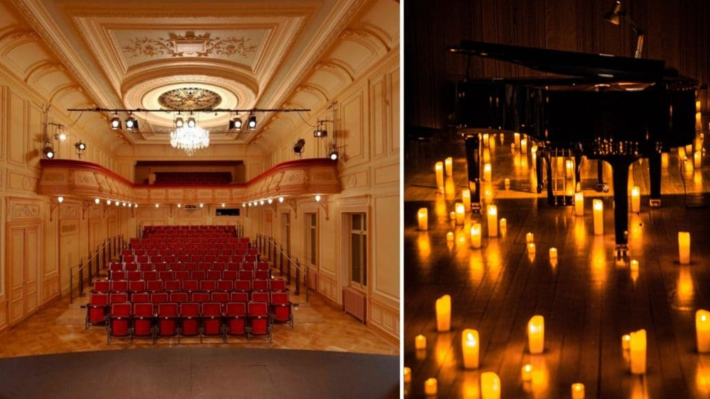 candlelight genève les salons théâtre concert musique classique à la bougie