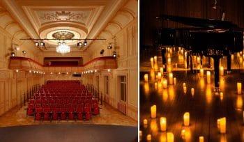Candlelight : Des concerts classiques éclairés à la bougie arrivent à la Fondation Les Salons !