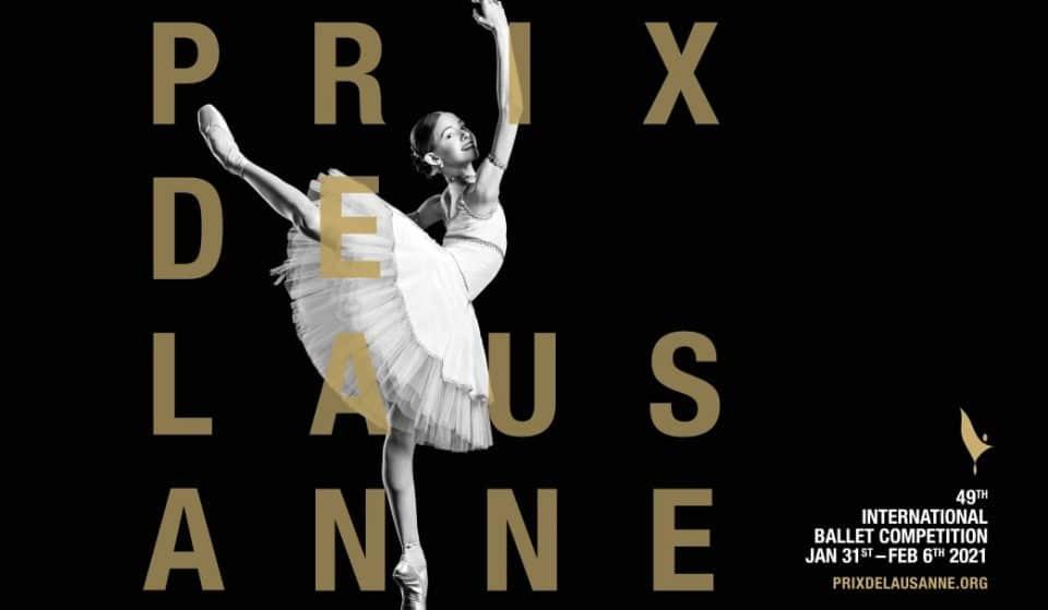 Festival de danse 2021 : Découvrez le grand prix de Lausanne en streaming