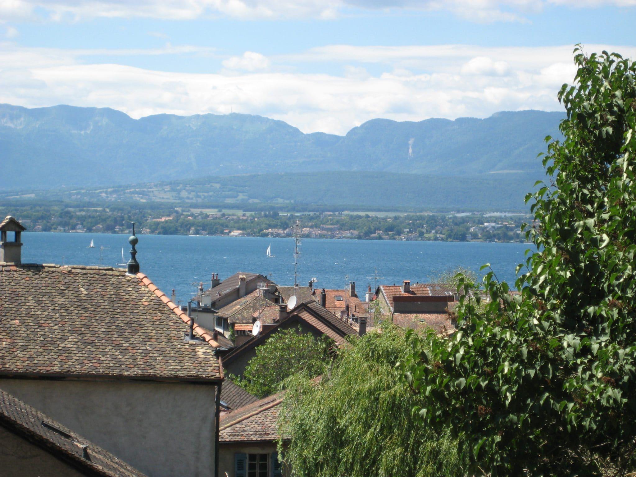 Hermance - Lac Leman - Balade - Visite - promenade - découverte - château - baignade - tourisme - découverte - vin