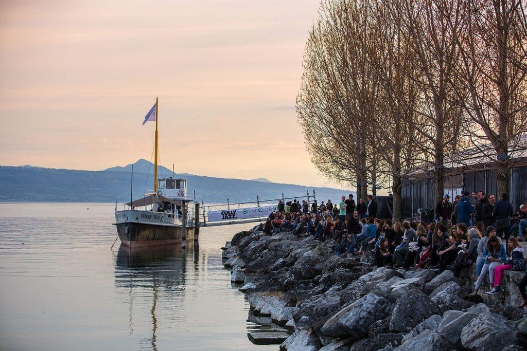 jazz - cully - lac leman - suisse - genève - festival - jazz - musique - évènement