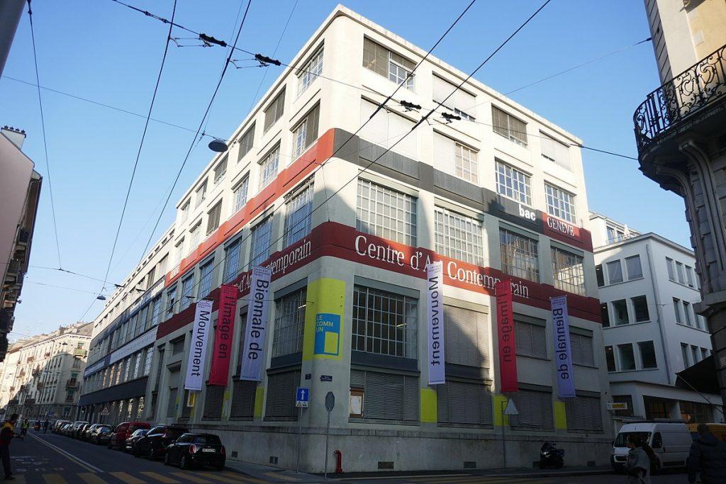 BAC - bâtiment d'art culturel - fmac - photo - plainpalais - genève - art - rénovation - travaux - culture - espace culturel - art contemporain - exposition