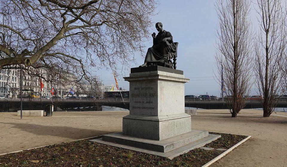 Promenez vous avec Rousseau dans les rues de Genève !