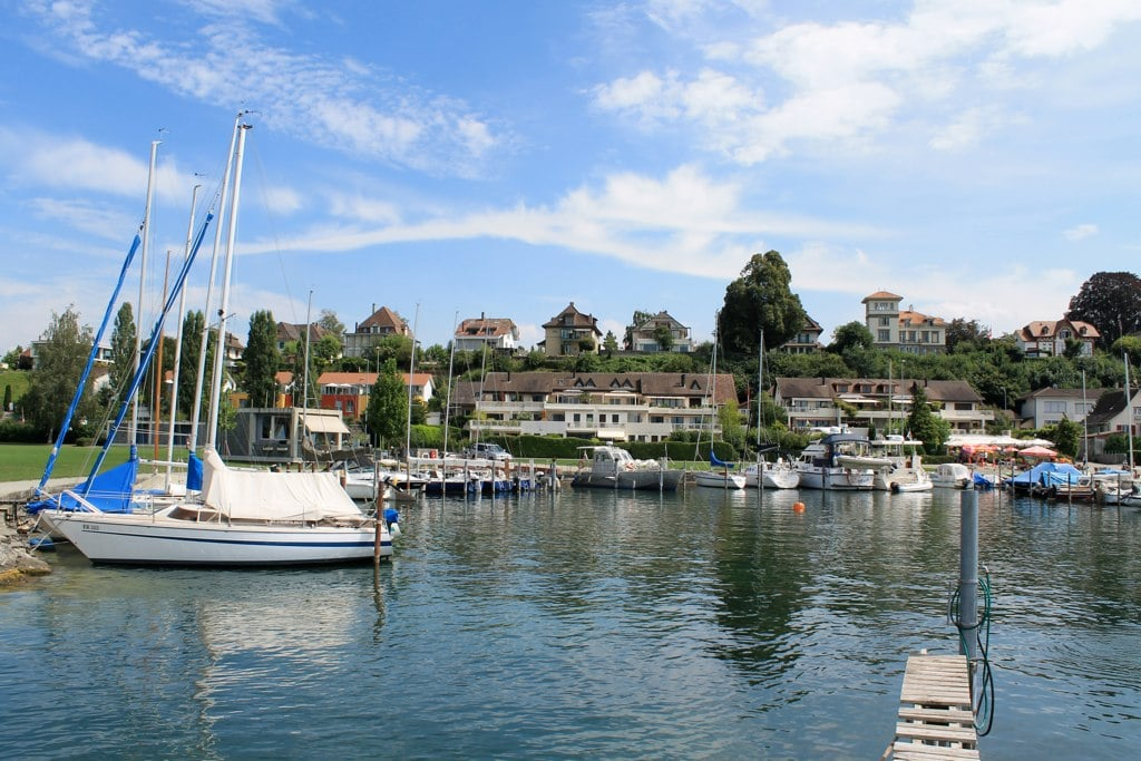 Partez en excursion autour du Lac de Morat !