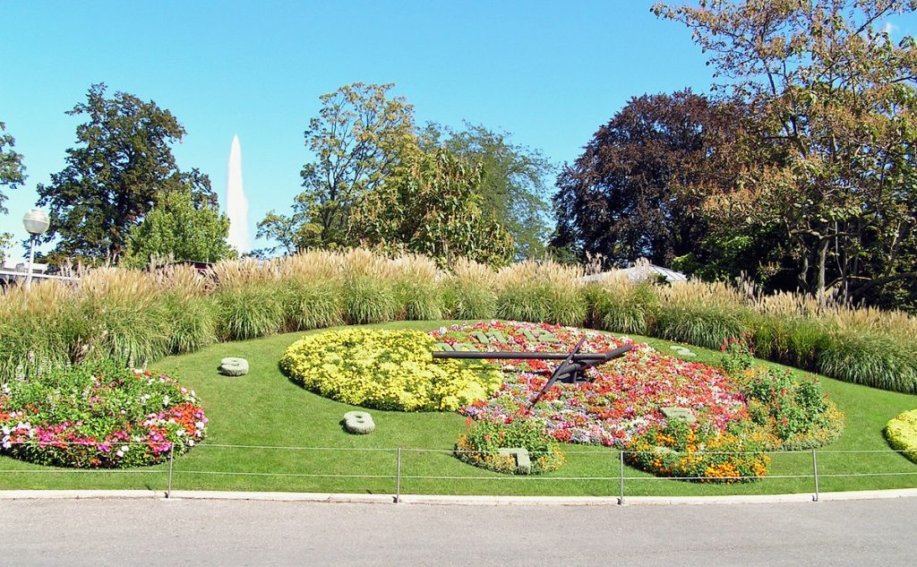 parc - jardin anglais - genève - promenade - balade - nature