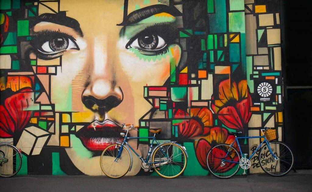 Graffiti - Genève - street art - fresque - peinture - art