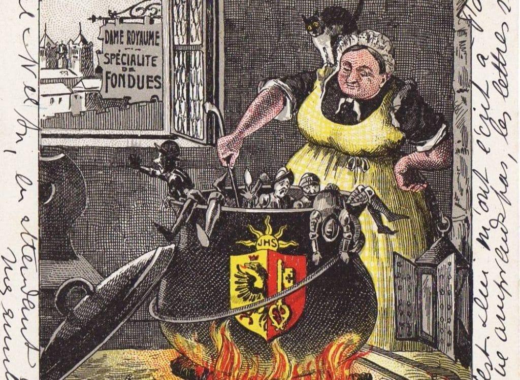 mere-royaume-gravure escalade femmes histoire genève