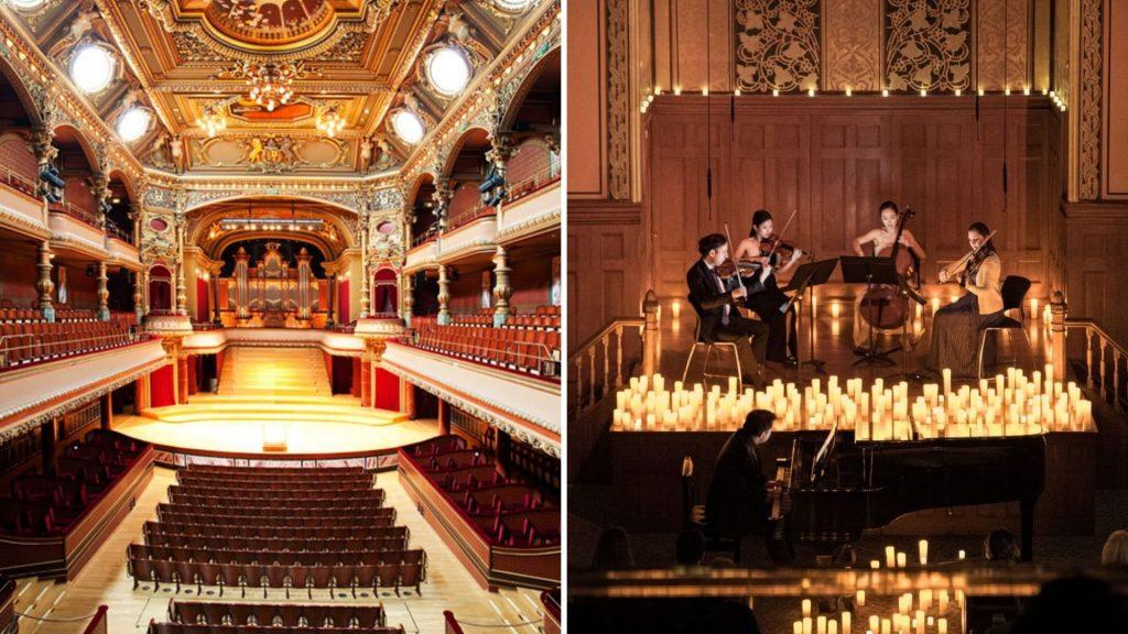 candlelight victoria hall genève concert à la bougie musique classique