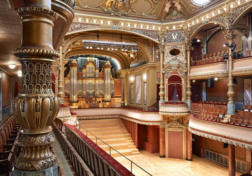 victoria hall salle de concert orgue genève candlelight bougie