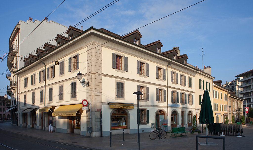 Carouge - Genève - ville - visite - balade - promenade - tourisme
