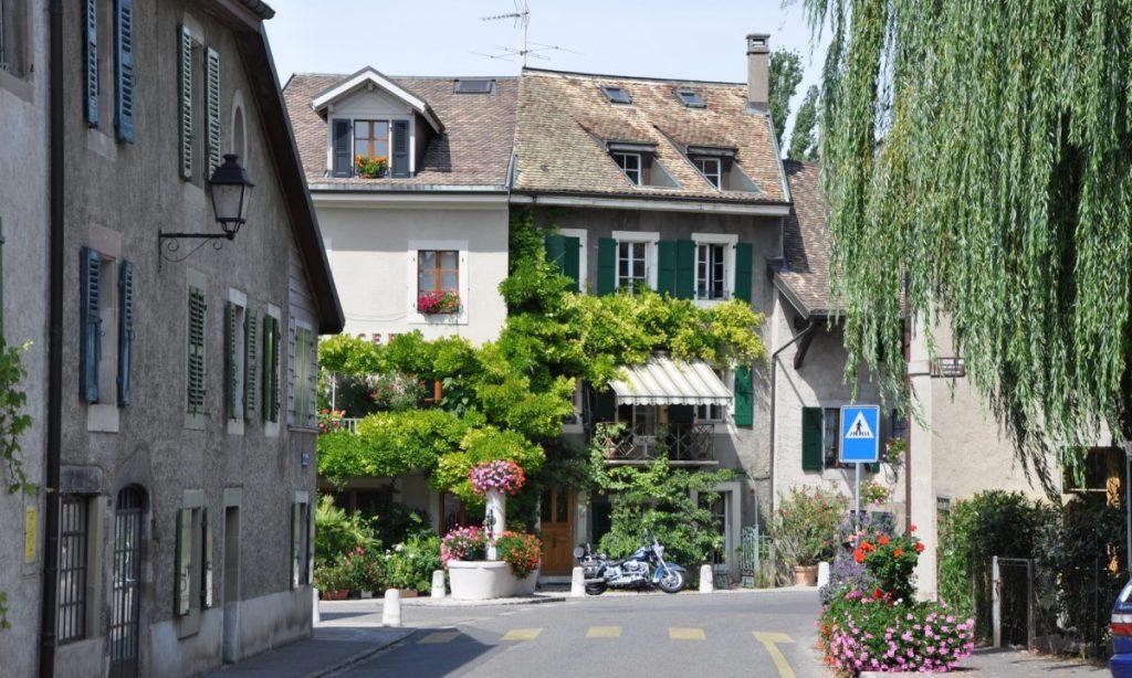 Genève - sentier viticole - canton de Genève - vin - dégustation - visite